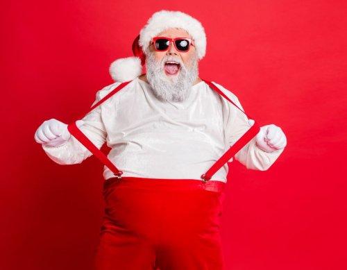 Le Père Noël doit-il maigrir?